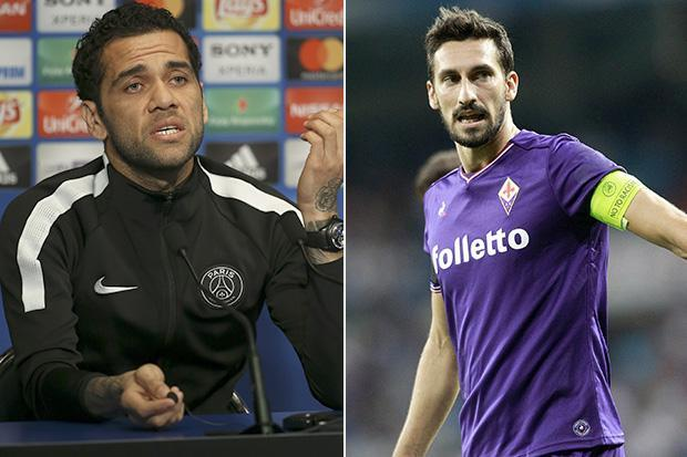 PSG star Dani Alves slammed for insensitive comments over tragic death of Fiorentina captain Davide Astori
