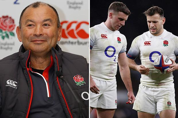 England boss Eddie Jones claims 'scum' and 's***' row is 'dead' as he dodges questions over remarks