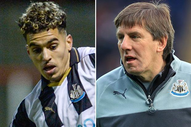 Newcastle starlet Yasin Ben El-Mhanni told by Magpies he will be released at end of the season