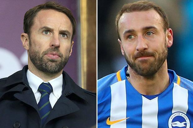 Gareth Southgate considering sensational England call-up for Brighton striker Glenn Murray