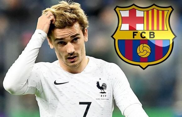 Antoine Griezmann snubs Manchester United transfer and agrees £88m switch to Barcelona