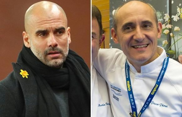 Manchester City boss Pep Guardiola brings chef Paco Perez from Barcelona to England for new Catalan restaurant