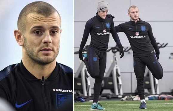 Arsenal star Jack Wilshere's England recall sees midfield ace back where he belongs on the international scene