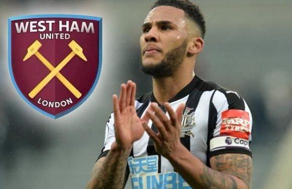 West Ham plan raid on Newcastle for Jamaal Lascelles with Hammers determined to make big captures to stem unpopularity