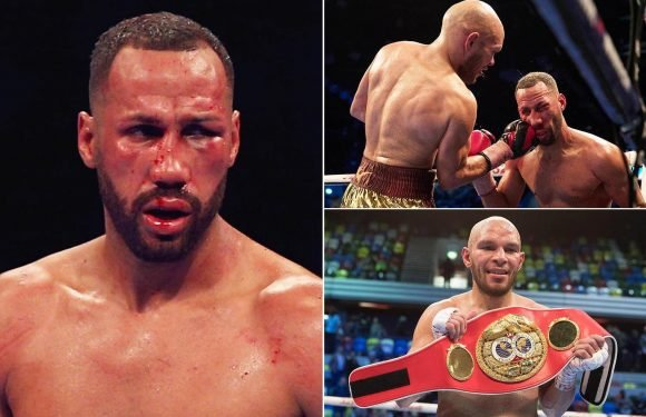 James DeGale will quit boxing if he fails to regain IBF world super-middleweight title from Caleb Truax