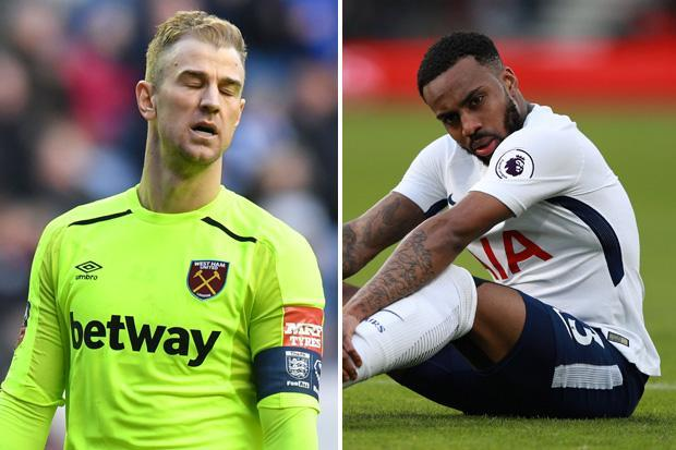 Tottenham, Watford, West Brom, West Ham… the players on the brink of the axe this summer, including