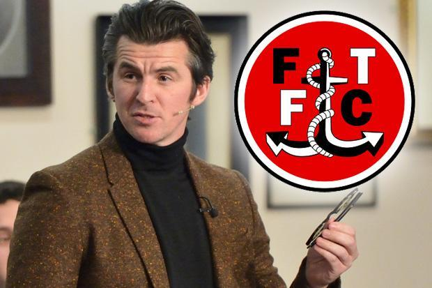 Joey Barton lined up to take over from John Sheridan as Fleetwood manager this summer