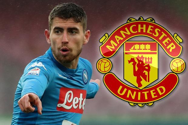 Manchester United want Jorginho in £50m raid on Napoli in bid to beat Man City and Liverpool
