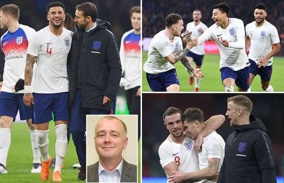 England's win over Netherlands was good news for Gareth Southgate's three-man defence… but let's not get carried away just yet