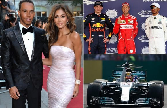 Lewis Hamilton: Five ways the British star could throw away the championship this season, including his Mercedes and his ego