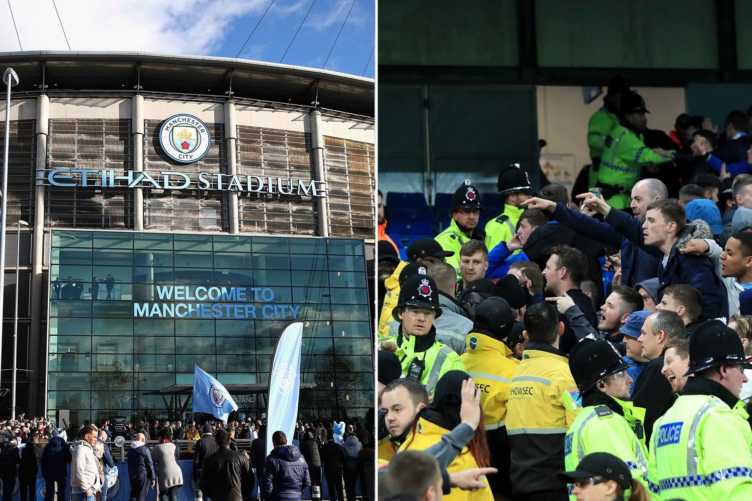 Manchester United to make formal complaint to Manchester City about cut in tickets for Etihad derby clash
