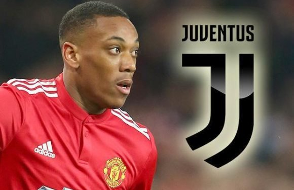 Manchester United ace Anthony Martial 'in talks with Juventus' and hope Blaise Matuidi can lure him to Old Trafford