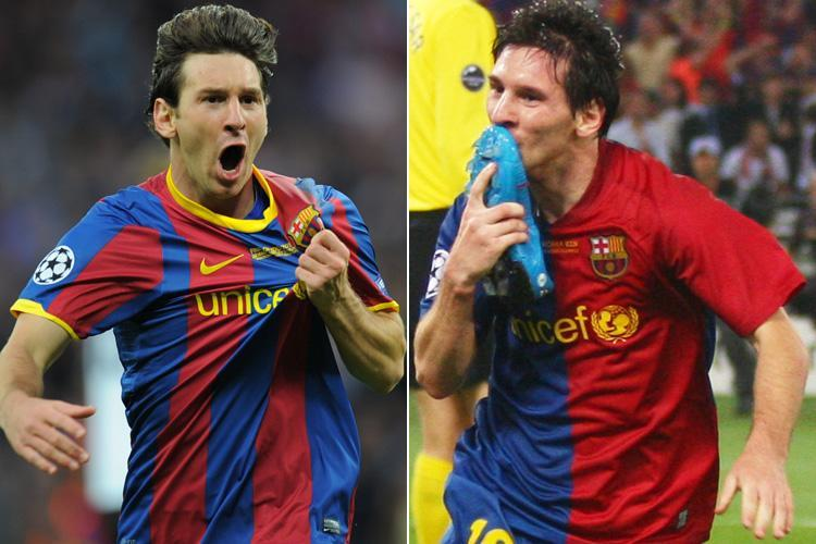 Barcelona star Lionel Messi has now scored 100 goals in the Champions League… celebrate by taking a look at all the incredible stats and facts from his European career