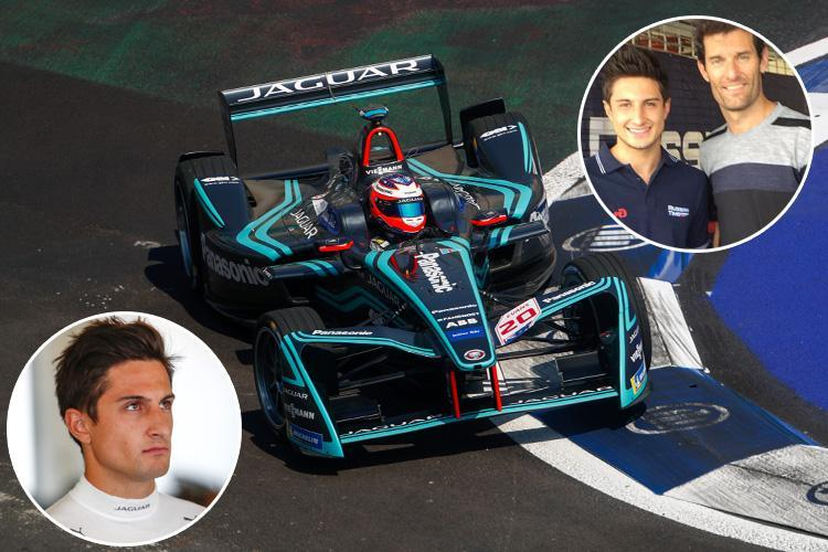 Meet the 23-year-old Formula E prodigy managed by Mark Webber after 11,600-mile journey to fulfil dream