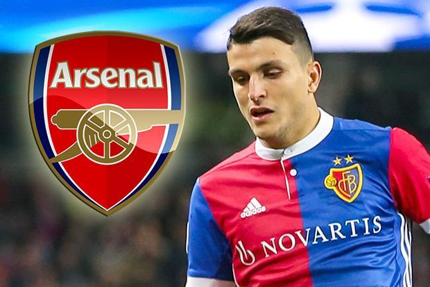 Arsenal transfer news: Gunners eyeing up potential summer swoop for Basel ace Mohamed Elyounoussi
