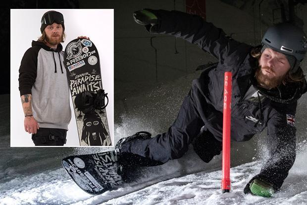 Meet Winter Paralympic snowboard hero Owen Pick who lost his leg after stepping on Afghanistan IED