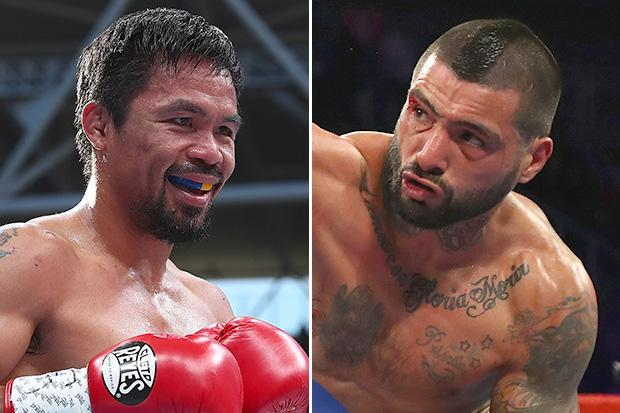 Manny Pacquiao confirms next fight against WBA champion Lucas Matthysse in Kuala Lumpur this June