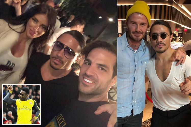 Salt Bae: The chef and social media phenomenon who's taken the Premier League by storm