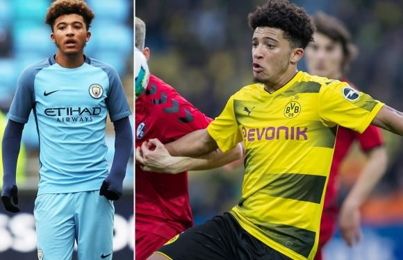 England Under-17s star Jadon Sancho reveals he quit Manchester City for Borussia Dortmund to escape the hype