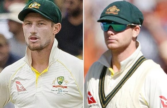 Steve Smith axed as Australia captain for the remainder of Test match against South Africa after stunning ball-tampering admission