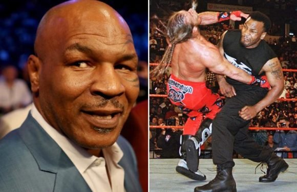 WWE news: Boxing legend Mike Tyson wants sensational return to wrestling 20-years after WrestleMania appearance