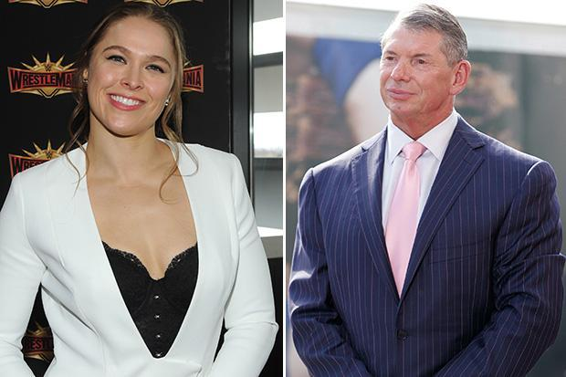 Ronda Rousey reveals extraordinary lengths WWE went to to 'smuggle' her into country for Royal Rumble appearance