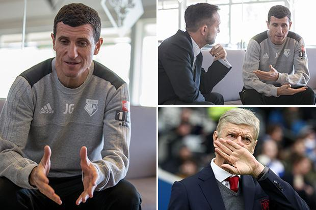 Arsenal boss Arsene Wenger gets no sympathy from Javi Gracia as Watford chief insists he himself has endured far worse in his managerial career