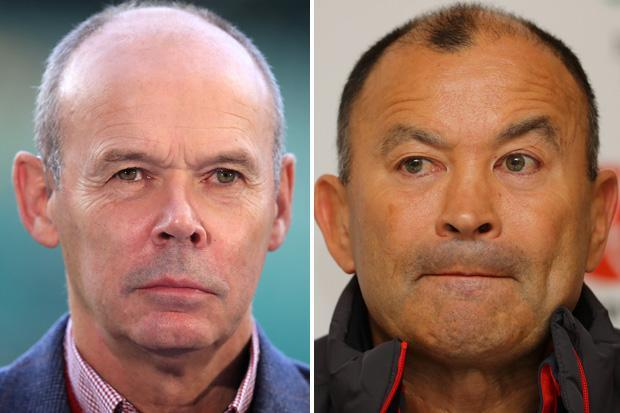 Eddie Jones must 'cut out the nonsense', says World Cup winning coach Sir Clive Woodward