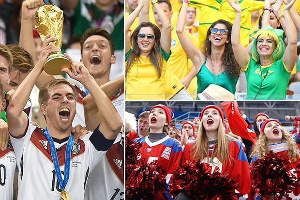 Russia 2018 World Cup: Pele, Joseph Yobo and Geoff Hurst are record setters as we mark 100 days to go with these eye-popping stats