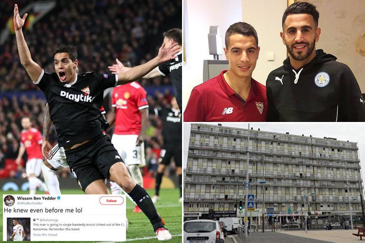 Wissam Ben Yedder profile: Sevilla striker from Sarcelles, the most dangerous area of Paris, who grew up with Riyad Mahrez and learned futsal after top clubs rejected him