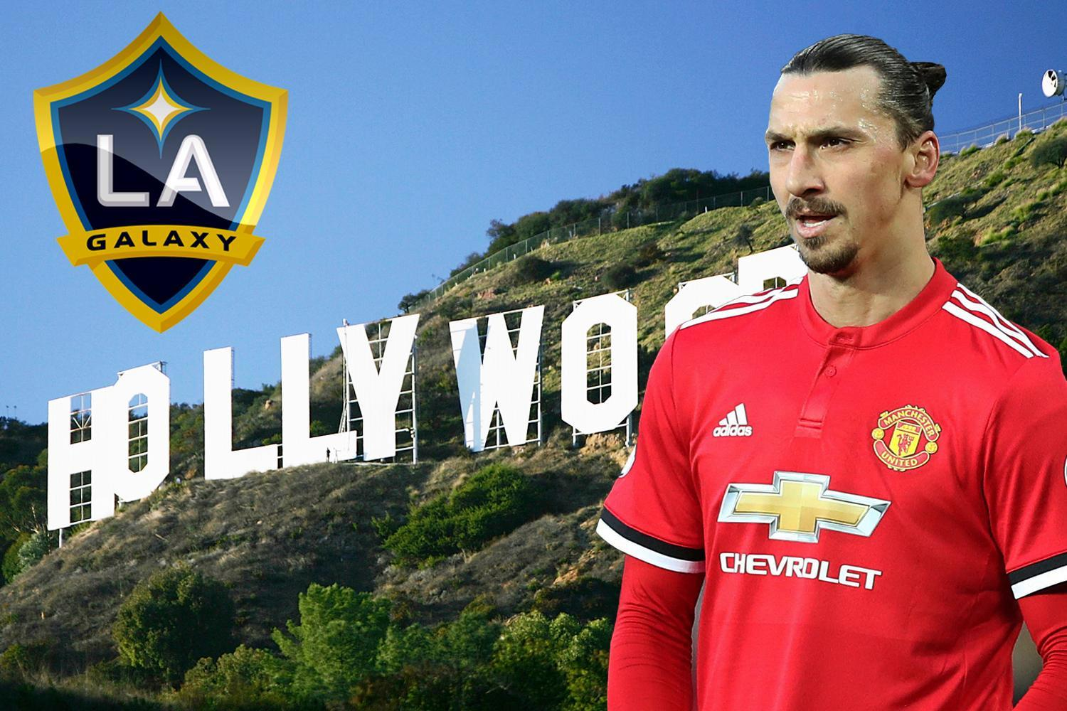 Zlatan Ibrahimovic quits Manchester United and joins LA Galaxy in stunning mid-season move