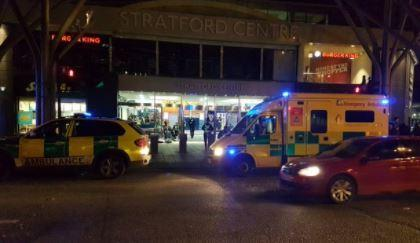 Stratford stabbing – Man knifed to death after 'disturbance' in east London shopping centre