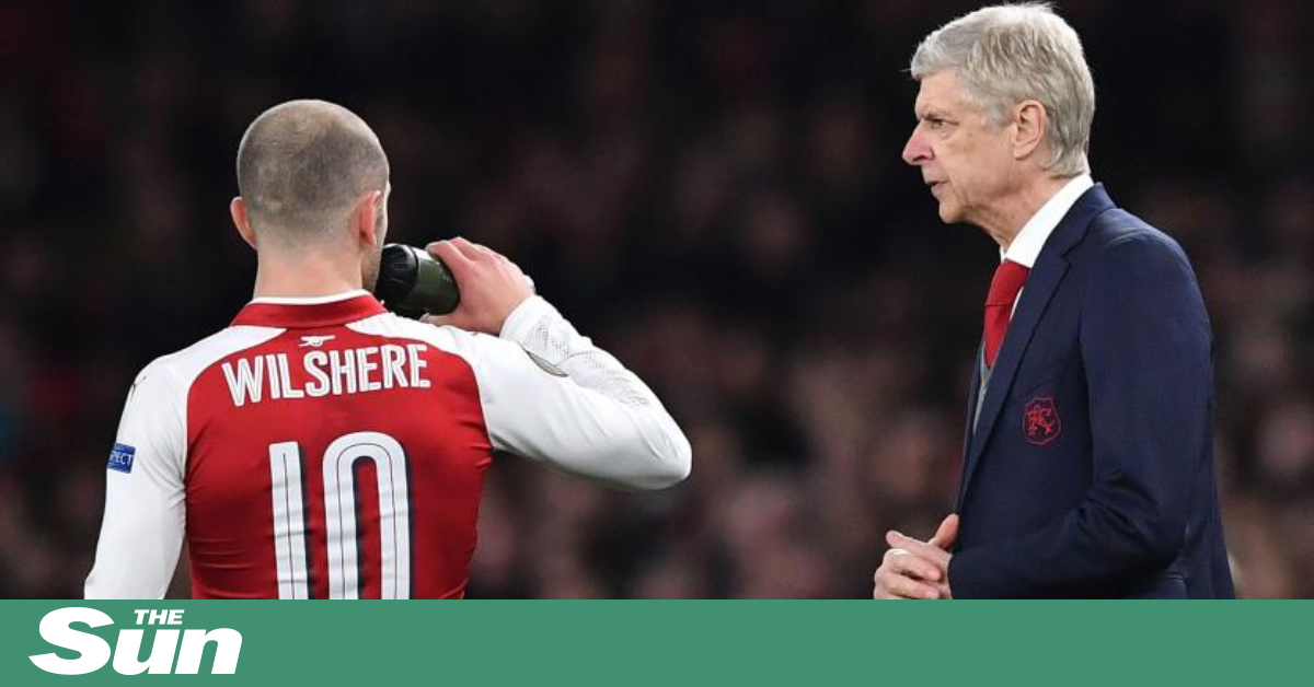 Jack Wilshere reveals Arsene Wenger told him to quit Arsenal and find a new club last summer
