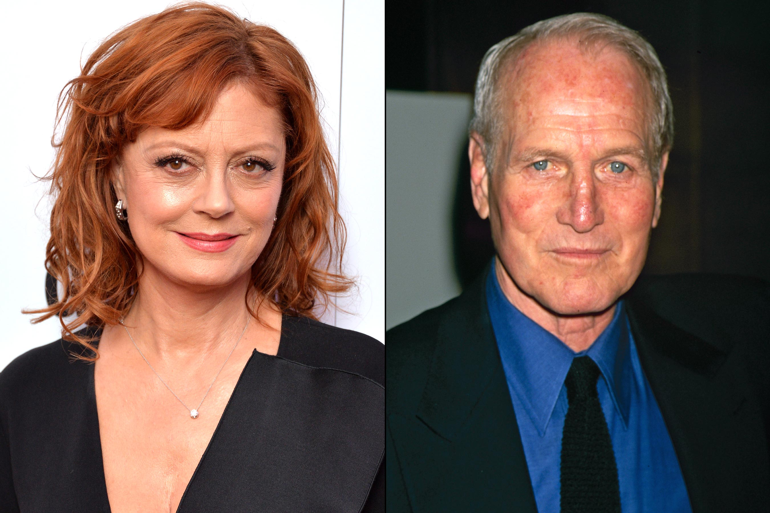 Susan Sarandon says Paul Newman once gave her part of his salary