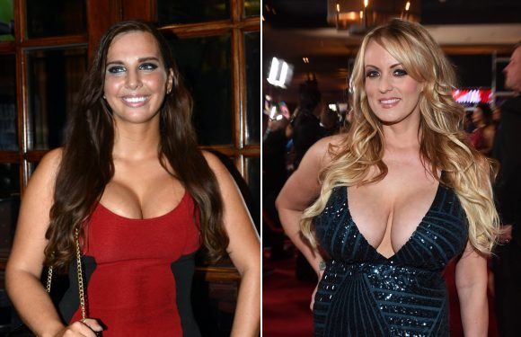 Sydney Leathers is impressed by 'tough' Stormy Daniels