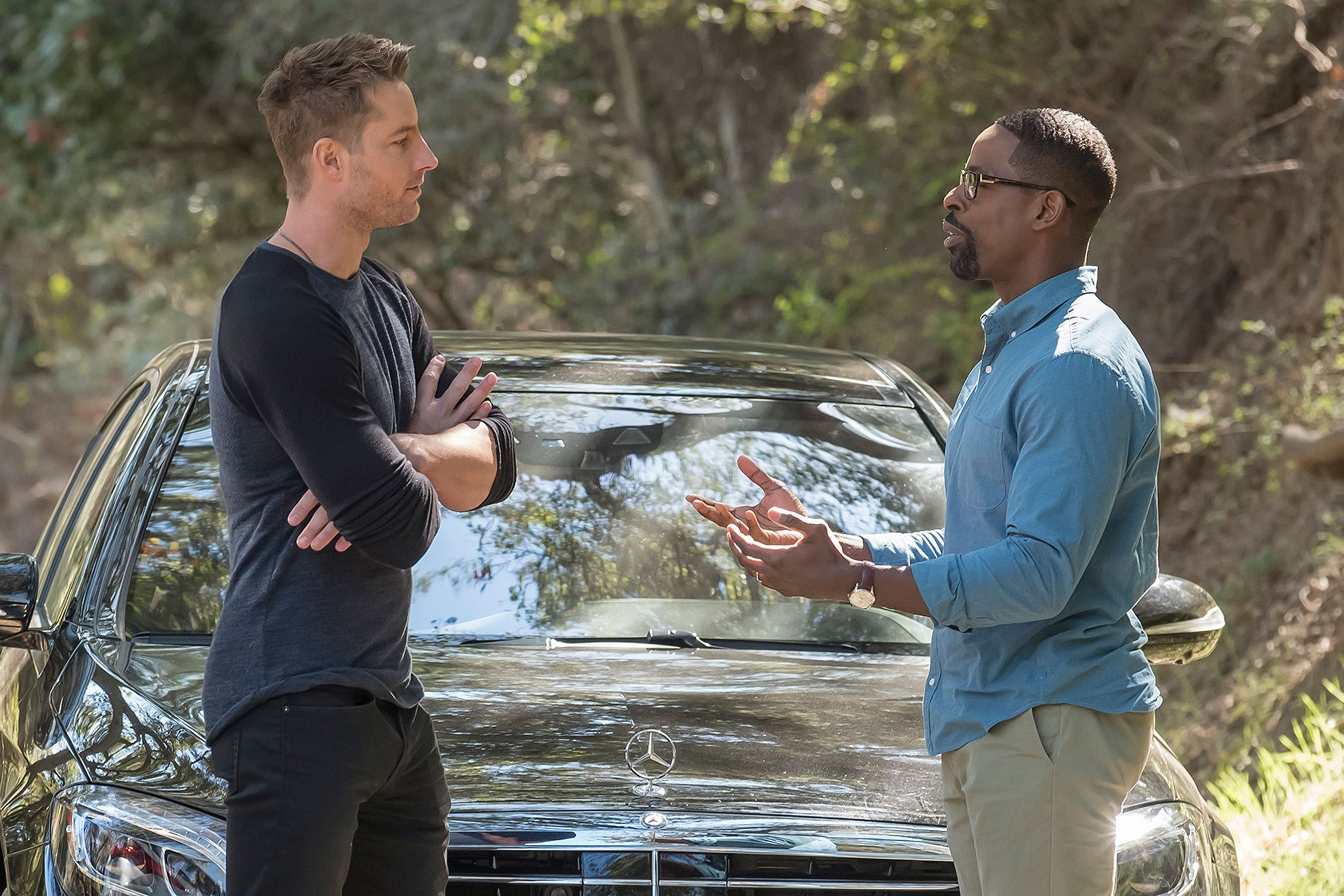 This Is Us producer breaks down season 2 finale, flash-forward cliffhangers
