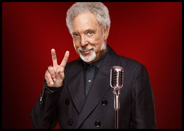 Tom Jones Working On New Music With Will.i.am