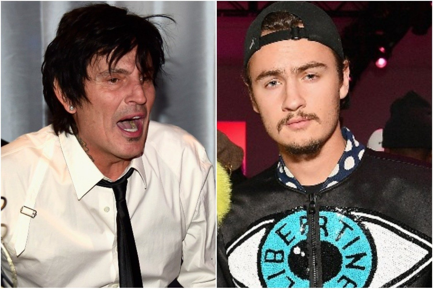 Tommy Lee moving forward with charges against son