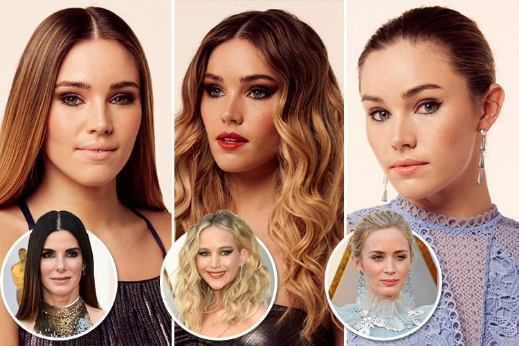 We enlist the help of a top stylist so you can recreate Hollywood hairdos at home