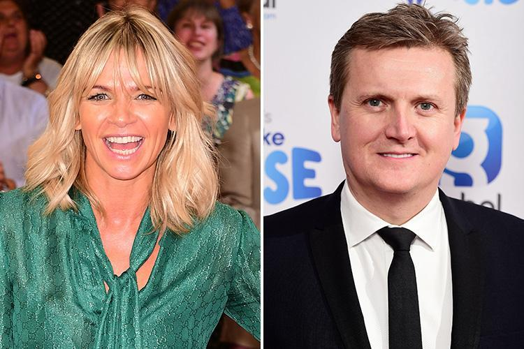 Aled Jones axed by ITV for new weekend 'music and chat' show hosted by Zoe Ball