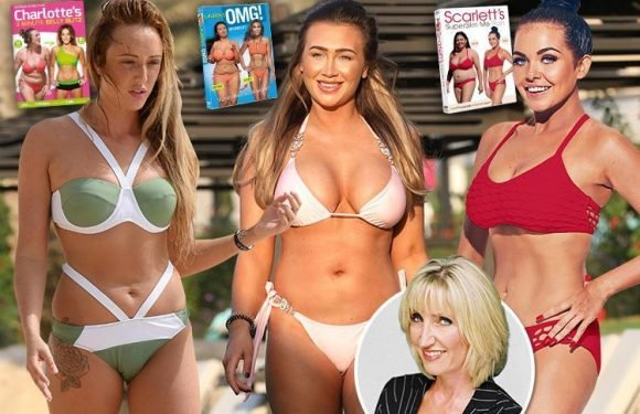 We expose secret boss and ex TV-am star at centre of celeb DVD dieting scandal who 'pushed' stars like Scarlett Moffatt to the limit