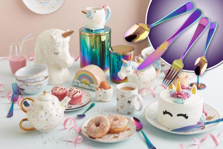 Asda's luminous cutlery range is BACK and we can't get enough of this gorgeous 16-piece set
