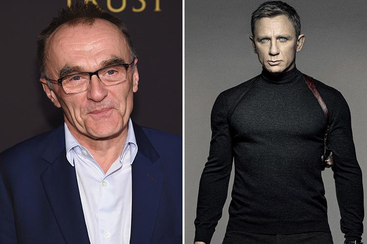 Danny Boyle confirms he's directing James Bond 25 as he looks to begin later this year