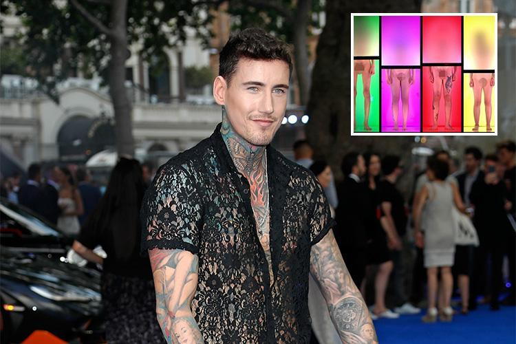 Jeremy McConnell set to bare all as he signs up for Channel 4's Naked Attraction