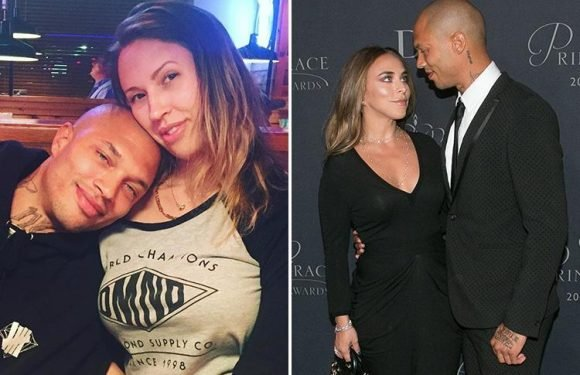 Jeremy Meeks' estranged wife reveals she suffered a miscarriage after he told her he was leaving for Chloe Green