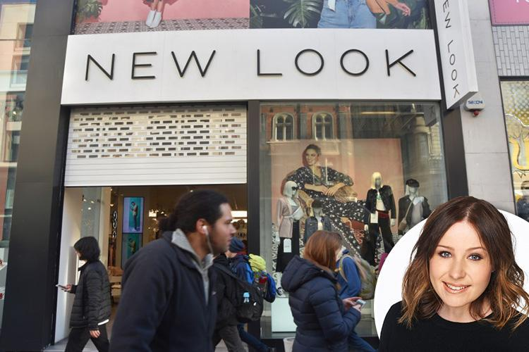 The death of the High Street continues as New Look axes 1,000 jobs