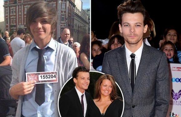 Louis Tomlinson posts emotional tribute to his late mum on the eight year anniversary of his first X Factor audition