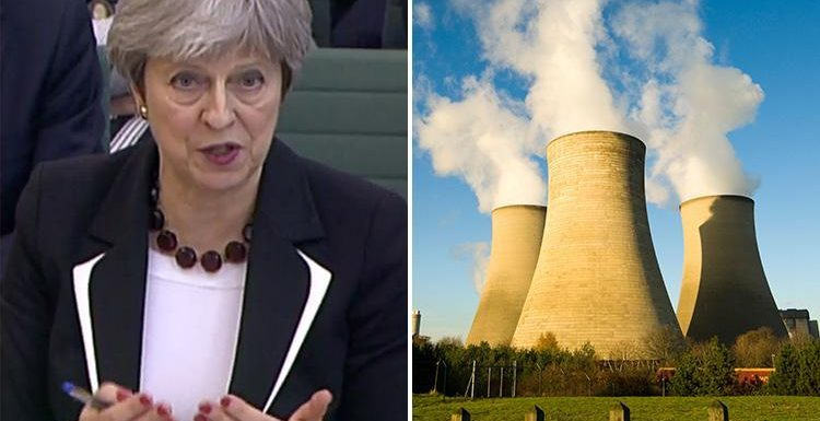 Theresa May urged to build 10 more nuclear power plants to get millions of electric cars on the road