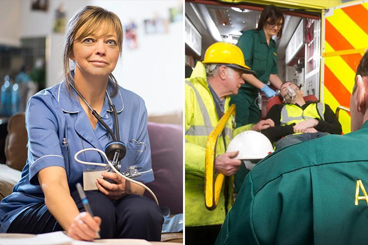 NHS staff 'to be offered 6.5% pay rise over 3 years – if they give up day's holiday'