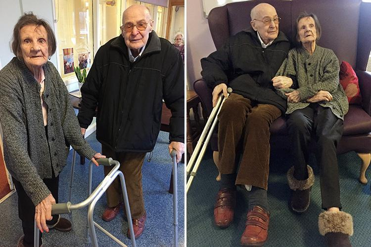 Devastated couple, 92, forced to live in separate care homes by council after 30 years of marriage